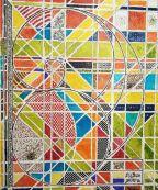 31 x 31 - Tinta china - papel 640gr