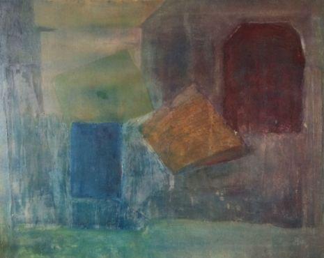 81 x 90 - Oleo - lienzo