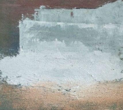 20 x 20 - Oleo - Tabla